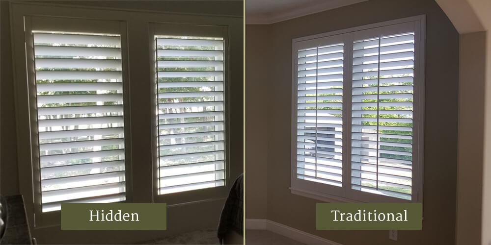 How to Choose the Right Tilt Rod Style for Your Shutters