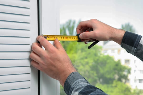 window measurement services