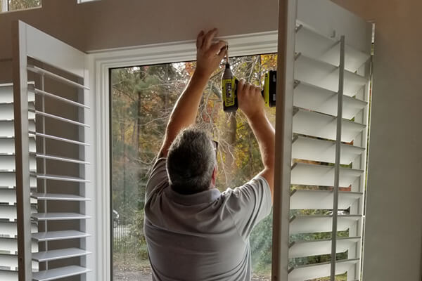 window treatment installations services overland park