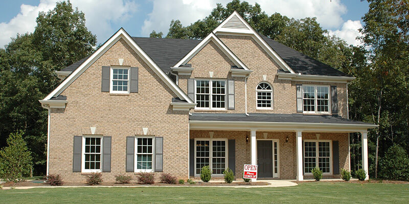 home with shutters for sale property value
