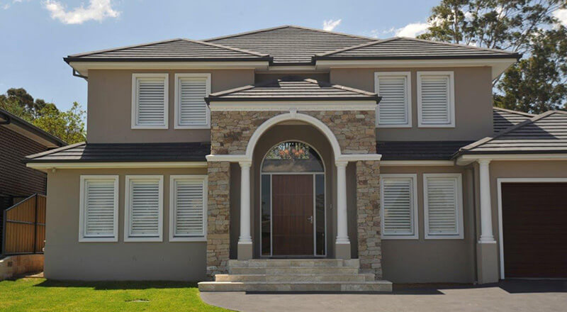 interior shutters home exterior curb appeal